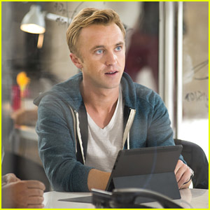 Tom Felton: 'Murder in the First' Pic & Trailer!