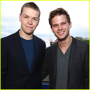 Will Poulter & Jeremy Irvine: Brits Taking Over The White House Correspondents' Association Dinner!