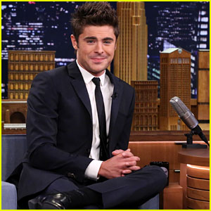 Zac Efron Drops by 'The Tonight Show' After Hilarious Drag Skit