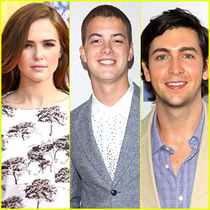 Zoey Deutch & Nicholas Braun are the 'Good Kids'