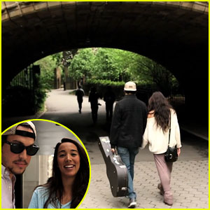 Alex & Sierra Take NYC by Storm in First Episode of New Web Series- Watch Now! (Exclusive)