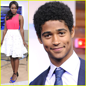 Dean Thomas Grew Up Good - Alfie Enoch Brings 'How To Get Away With Murder' To CTV Upfronts