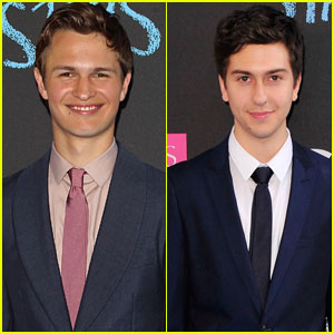 Ansel Elgort & Nat Wolff Make Us Swoon at 'The Fault in Our Stars' NYC Premiere!