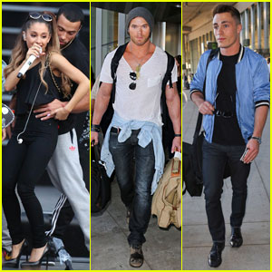 MMVAs Mania! Ariana Grane, Kellan Lutz, & Colton Haynes Get Ready for the Big Show!