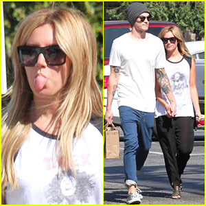 Ashley Tisdale Reveals Her Favorite Thing to Watch!