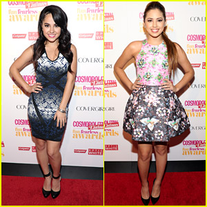Becky G Releases 'Can't Get Enough' Video After Cosmo's Fun, Fearless Awards - Watch Here!