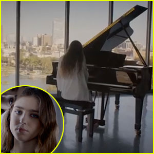 Birdy Has Us Seeing Double in New 'Not About Angels' Music Video - Watch Now!