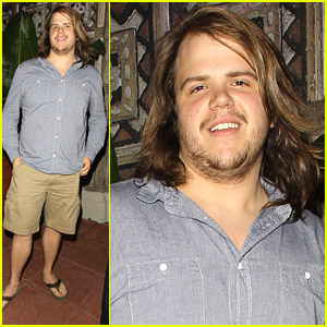 American Idol Champ Caleb Johnson Hits Up Jack White Concert
