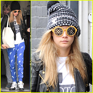 Cara Delevingne To Fans: 'Remember That I Do Love You All'