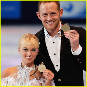 Pairs Skaters Caydee Denney & John Coughlin Sitting Out Upcoming Competition Season