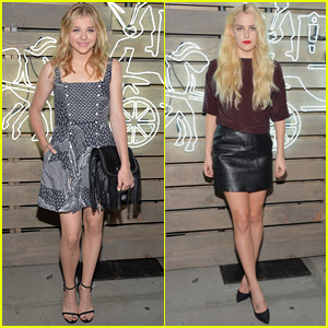 Chloe Moretz: NYC is 'So Romantic' in the Summer!