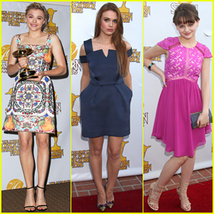 Chloe Moretz Scores Big Win at Saturn Awards 2014!