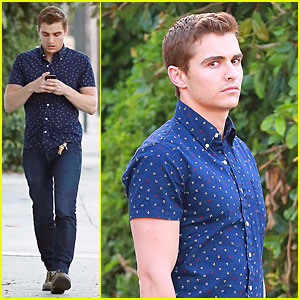 Dave Franco Takes Assassin Role For 'Intern Handbook'!