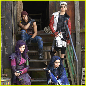 Dove Cameron: First Look at 'Descendants'! Plus, Who's Playing Cinderella's Son and Sleeping Beauty's Daughter? Find Out Here!