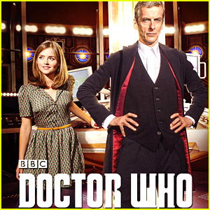 Jenna Coleman: 'Doctor Who' Premieres August 23rd!