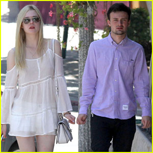 Elle Fanning: I'm a Very Energetic Person!