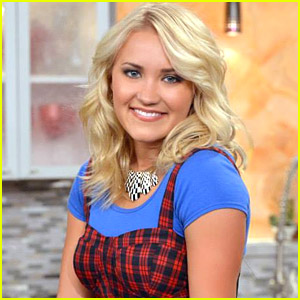 Emily Osment Will Make Us 'Young & Hungry' For JJJ's Takeover Tuesday!