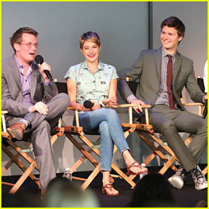 Shailene Woodley & Ansel Elgort: 'The Fault In Our Stars' Premieres This Week!