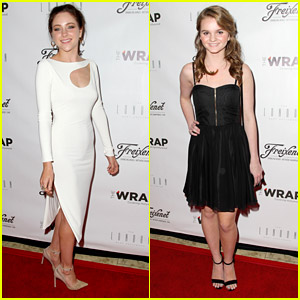 Haley Ramm Attends Emmy Party Ahead of 'Chasing Life' Premiere - See Her Hot Look!