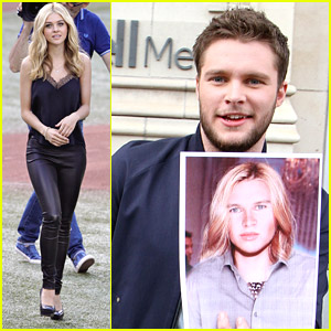 Jack Reynor & Nicola Peltz Promote 'Transformers' Flick With New TV Spot
