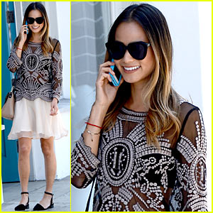 Jamie Chung Wants Her Wedding to Be Outdoors & Pretty