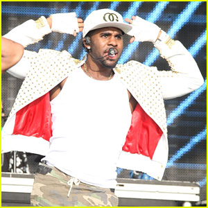 Jason Derulo Shows Off His 'Wiggle' at South West Live!
