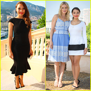 Jessica Parker Kennedy & Hannah New: 'Black Sails' Ahead at Monte Carlo TV Festival