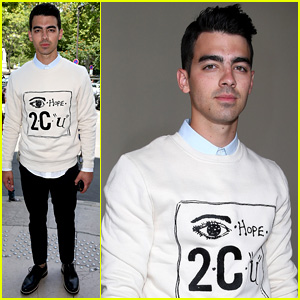 Joe Jonas Leaves Milan for Paris Fashion Week!