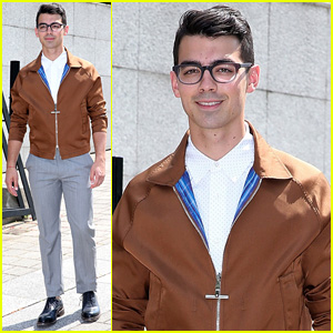Joe Jonas Reveals His Favorite Spot in Milan!
