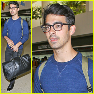Joe Jonas Wraps Up 'Off The Record' Tour