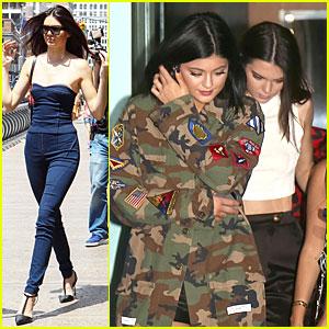 Kendall & Kylie Jenner Celebrate Sister Khloe Kardashian's 30th Birthday!