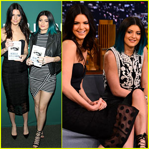 Kendall & Kylie Jenner Prank Each Other in MuchMusic Video Awards Promo!