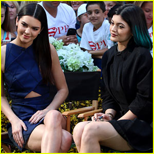 Kendall & Kylie Jenner Become Horror Film Stars - Watch Now!