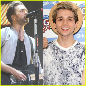 Lawson & Eylar Fox Turn it Up at the Girlguiding Big Gig in Liverpool!