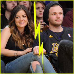Lucy Hale & Joel Crouse Reportedly Split Up!