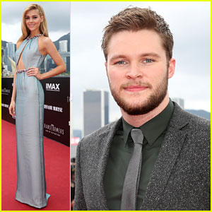 Nicola Peltz & Jack Reynor Look So Glam at 'Transformers 4' Hong Kong Premiere!