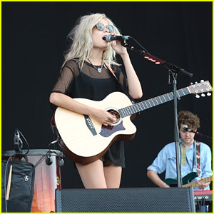 Nina Nesbitt Plays Isle of Wight Festival - See The Pics!