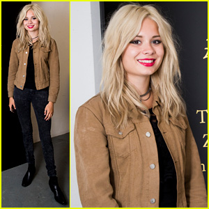 Nina Nesbitt Swims in Her Own Tears After 'Fault In Our Stars' Screening