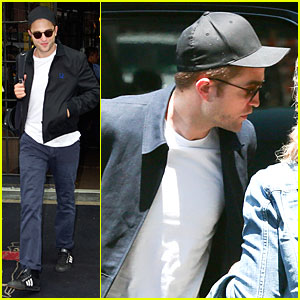 Robert Pattinson Thinks Jennifer Lawrence is Amazing!
