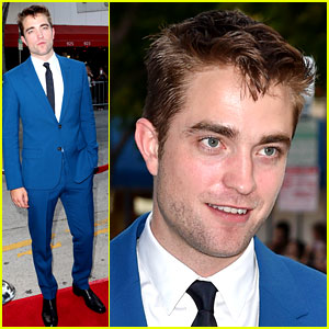 Robert Pattinson Makes Us Swoon at 'Rover' Premiere!