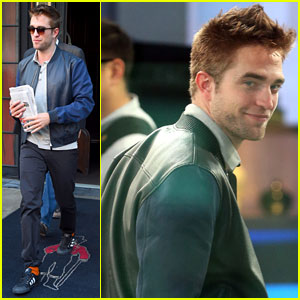 Robert Pattinson Promotes 'The Rover' on 'GMA' - Watch Now!
