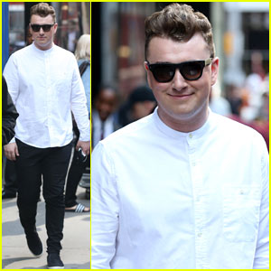 Sam Smith Beautifully Croons 'Stay with Me' on 'GMA' - Watch Now!