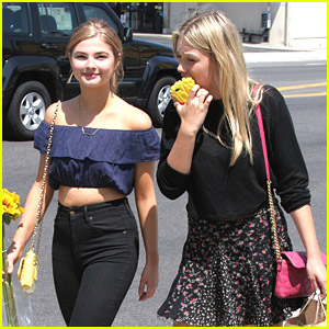 Stefanie Scott & Gracie Dzienny Post Super Silly Video & We Can't Stop Watching