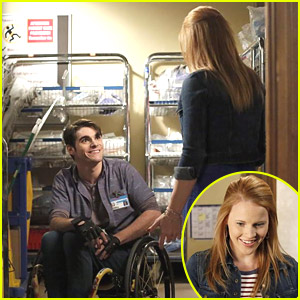 RJ Mitte is Back on 'Switched At Birth' Tonight - See The Pics!
