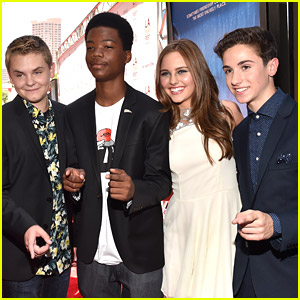 The 'Earth To Echo' Cast Premieres Film at LA Film Festival