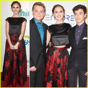 Ella Wahlestedt & Teo Halm Bring 'Earth to Echo' to the Thirst Gala with Reese Hartwig!