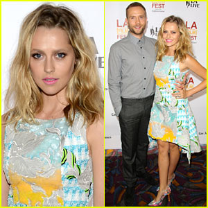 Teresa Palmer Makes Her Return to the Red Carpet After Giving Birth!
