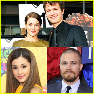Shailene Woodley, Ansel Elgort, Ariana Grande & More Nominated for Young Hollywood Awards 2014!