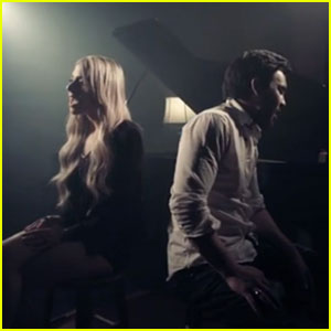 Kurt Schneider & Mandy Jiroux Team Up for Awesome Zedd Cover - Watch Now! (Exclusive)