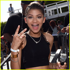 Zendaya No Longer Playing Aaliyah in Lifetime Movie!